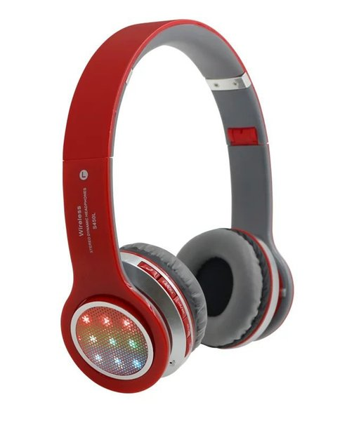 2017 with headphones high quality bluetooth headset manufacturers S450 hot sale folding card bluetooth headset stereo calls