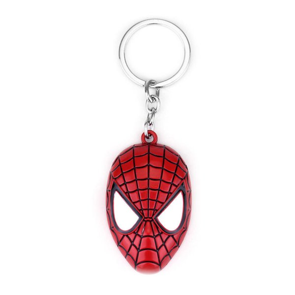 Hot sale Mask key chain accessories pendant auto parts small gift hot KR285 Keychains mix order 20 pieces a lot