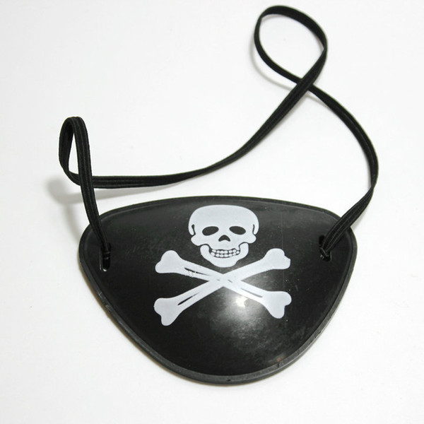 Pirate Goggle Skull Crossbone Halloween Props Christmas Costume Party Mask Cosplay Accessories One Eyed Patch Hot 0 48dz F R