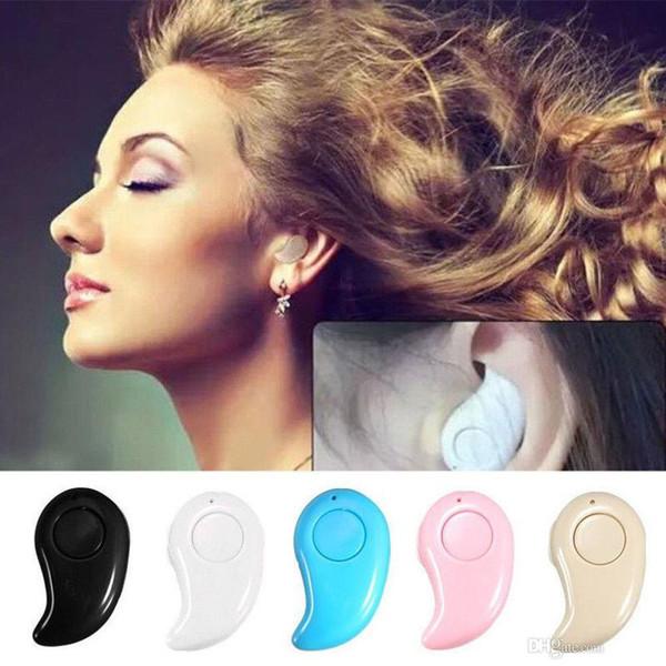 S530 Sport Auricolare Mini Wireless Bluetooth Headphone 4.1 In-Ear V4.0 Stealth Auricolare Telefono con microfono Handfree Cuffie per iphone