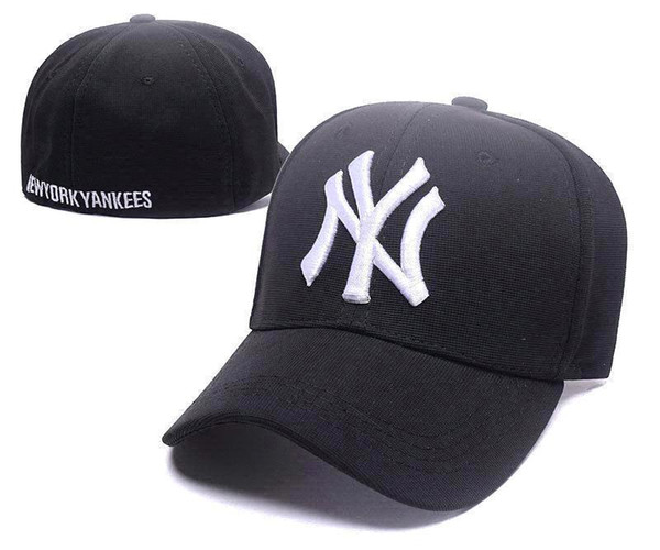 0e14ff08641 Popular the yankees hip-hop MLB quickly recover hat major league baseball  cap New York