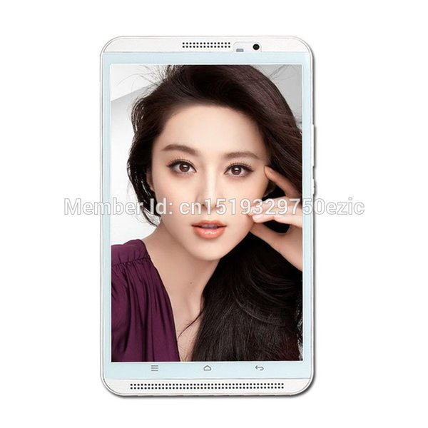 Wholesale- New 8 inch Original Design 4G Phone Call Android 6.0 Quad Core IPS pc Tablet WiFi 2G+16G 1280X800 IPS android tablet pc 2GB 16GB