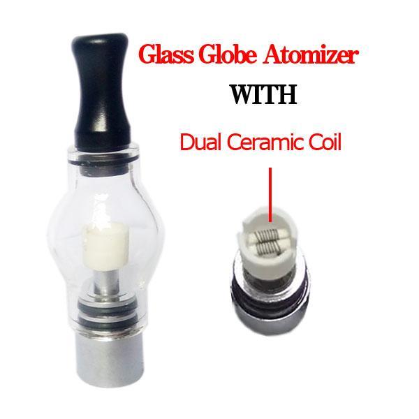 Atomizer Dual Ceramic Coil