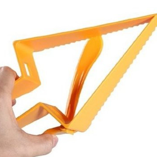 1 piece of a high quality DIY Design products good for use Adjustable plastic cake cutter