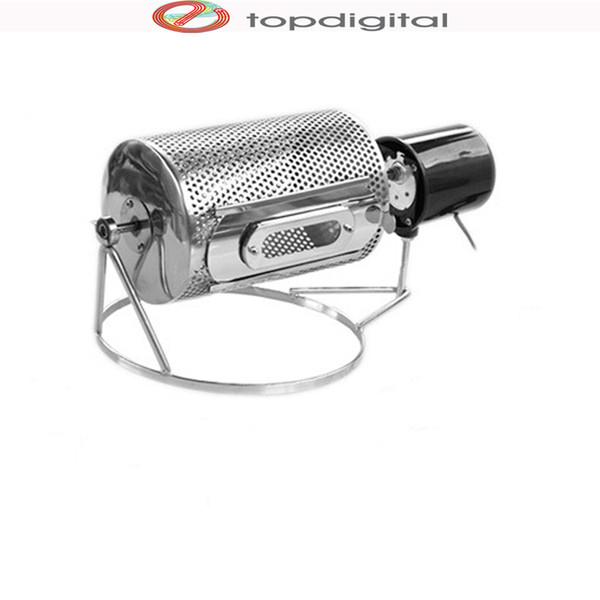 All'ingrosso-NUOVO Electric Machine Roaster in acciaio inox per uso domestico 110V