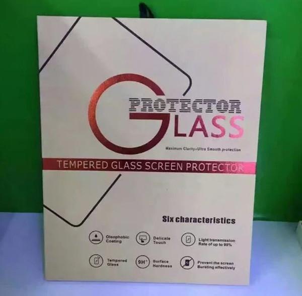 Анти shatter закаленное стекло ЖК-Экран протектор защитная пленка для 12.9