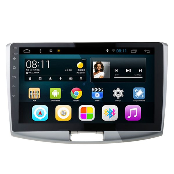 """10.2"""" Quad Core Android Car DVD Stereo For Volkswagen Passat B6/B7/CC Radio GPS Navigation WIFI 3G BT Phonebook AUX OBD DVR Mirror Screen"""