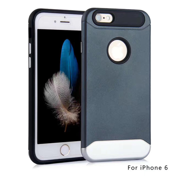 Mobile Phone Cases for iPhone 7 7 Plus Case Heavy Duty Holster Hybrid for iPhone 6 6S Back Cover Case