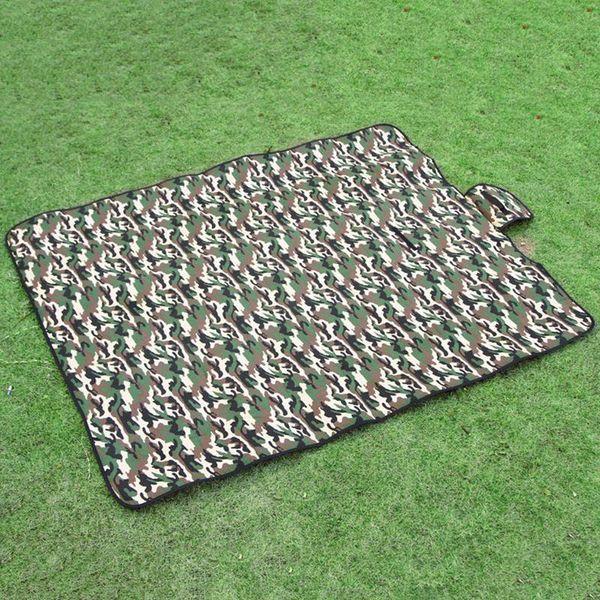 Outdoor Portable C&ing Mat Camouflage Sleeping Pad Beach Mats Baby Crawling Folding Tent Mat for Picnic & Outdoor Portable Camping Mat Camouflage Sleeping Pad Beach Mats ...