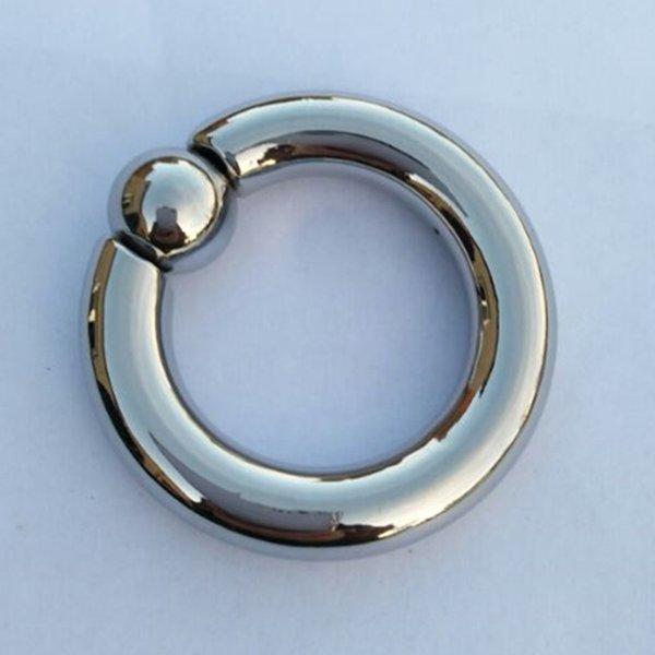 cock rings ball torture penis male stainless steel sex game props pendant cock rings penis adult sex toys