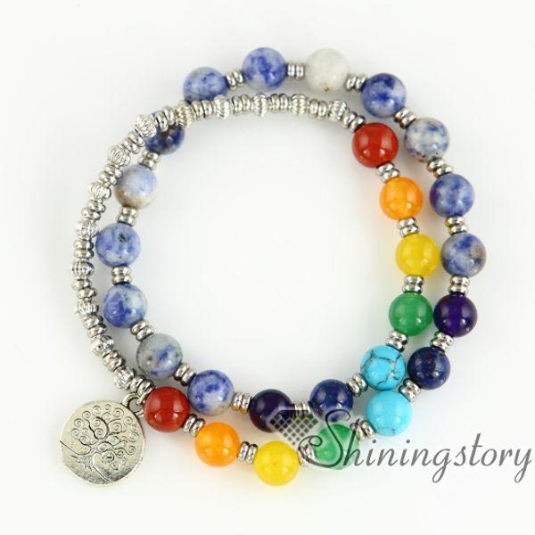 7 chakra jewelry chakra healing jewelry lucky bracelet karma bracelet healing jewelry spiritual (jewelry)