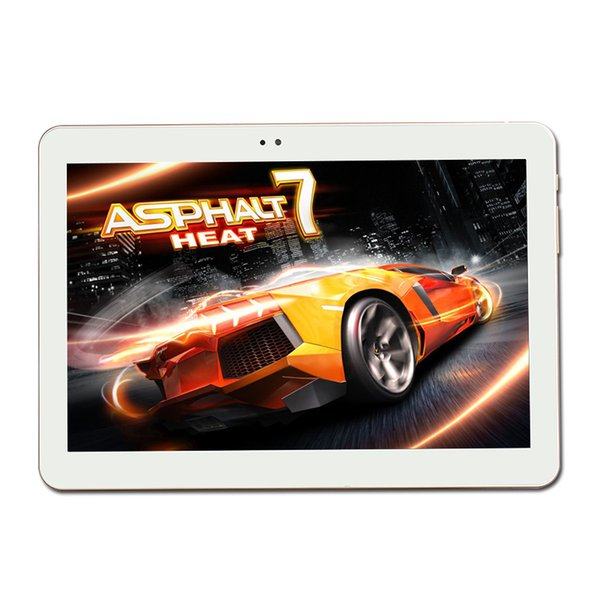 Wholesale- 4G LTE V109 tablet PC 10.1 INCH ips Android 6.0 phone call MTK6735 2GB/16GB keyboard 1280X800 IPS Quad Core 2MP+5MP GPS FM WIFI