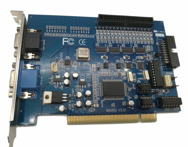 All'ingrosso-16 Chs dvr system scheda dvr GV Card GV600 V7.05 16ch video 1 chs audio 30 fps (NTSC) 25fps (PAL) v7.05 software Scheda di acquisizione video