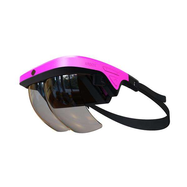 2017 yeni çin video filmleri vr gözlük 3d gözlük vr kutusu vr kutusu uzaktan kumanda ile