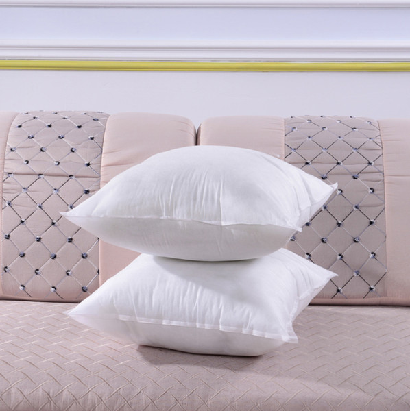 best selling Nonwoven Fabrics PP Cotton Filling Throw Pillow Inner Cushion Inner Cushion Core Insert Pillow Filler Sofa Decorative Square Decor Home Soft