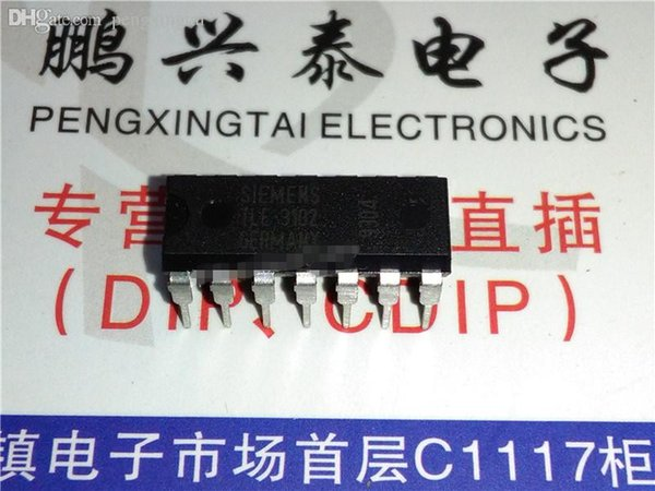 TLE3102 . dual in-line 14 pins dip plastic package . PDIP14 / BIPOLAR IC Integrated circuits . Microelectronics ICs