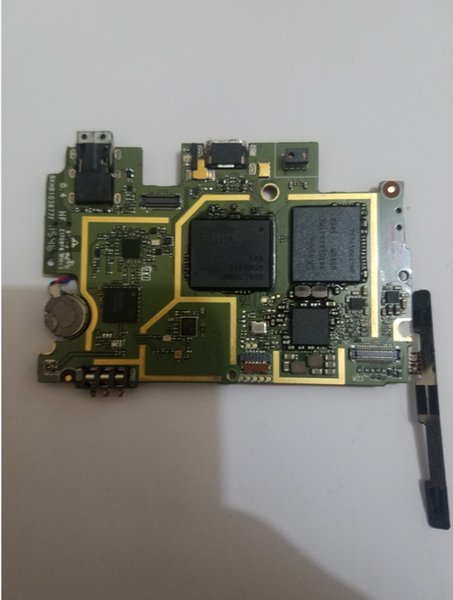 Unlocked used test work well for lenovo K30-t motherboard mainboard board card fee chipsets free shipping