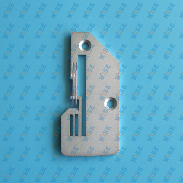NEEDLE PLATE SERGER #3330370 fits PFAFF 794,796, HOBBYLOCK sewing machine parts household use for pfaff for domestic sewing machines.
