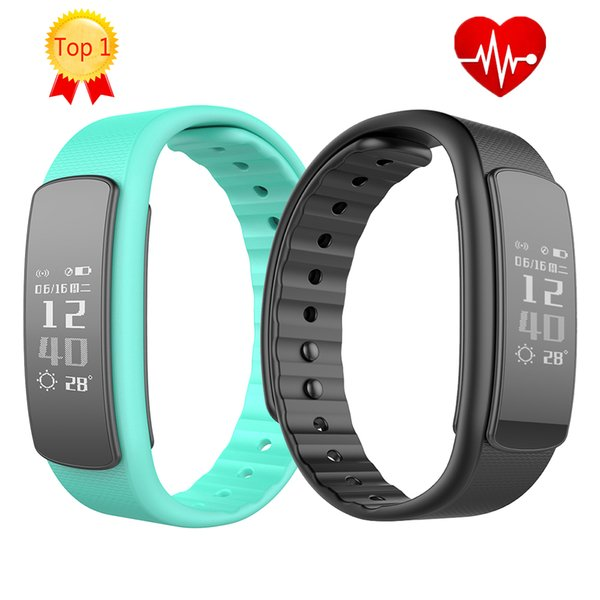2017 new IWOWN i6 HR Heart Rate Monitor Smart Band Wristband with Fitness Tracker Sport Smartband Bracelet pk xiaomi mi band 2