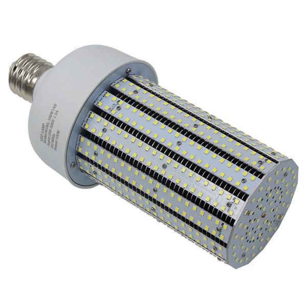 480 volts levou luz de rua 135lm / w 100 w bulbos de espiga de milho retrofit 400 w vapor de mercúrio luz de área de segurança comercial