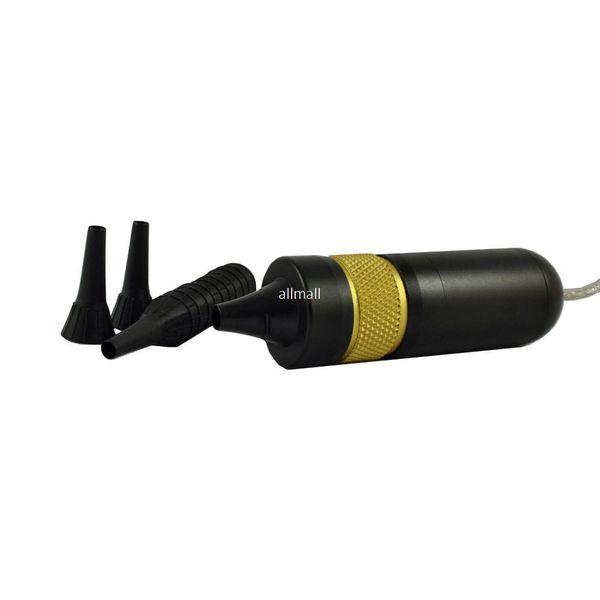 Freeshiping HD 2MP USB Digital Microscope Video Otoscope study Model-ear study ear scope canal recoding Camera otoscope inner structure tool