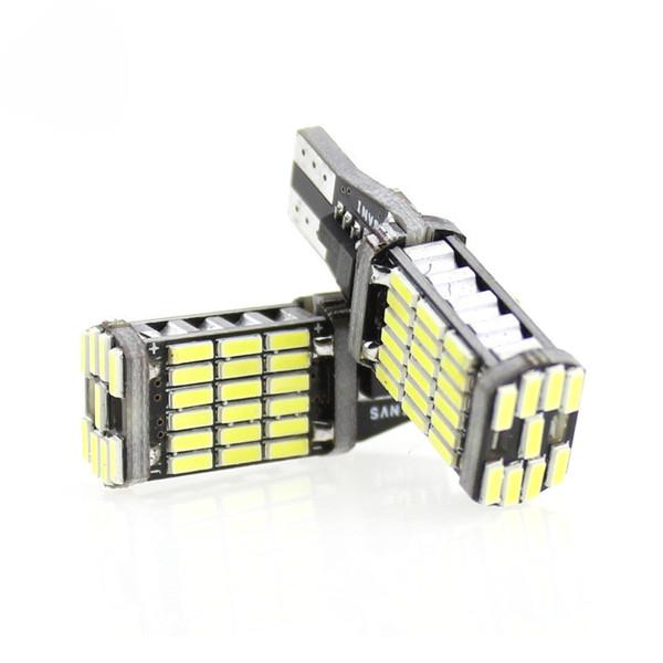 Acheter T15 Led Ampoule W16w 4014 45 Smd Canbus 6000 K