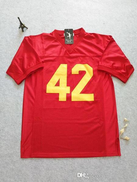 Maillot de football Boyz n the Hood Ricky Baker # 42 Morris Chestnut S-XXL