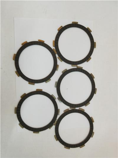 Clutch active plate