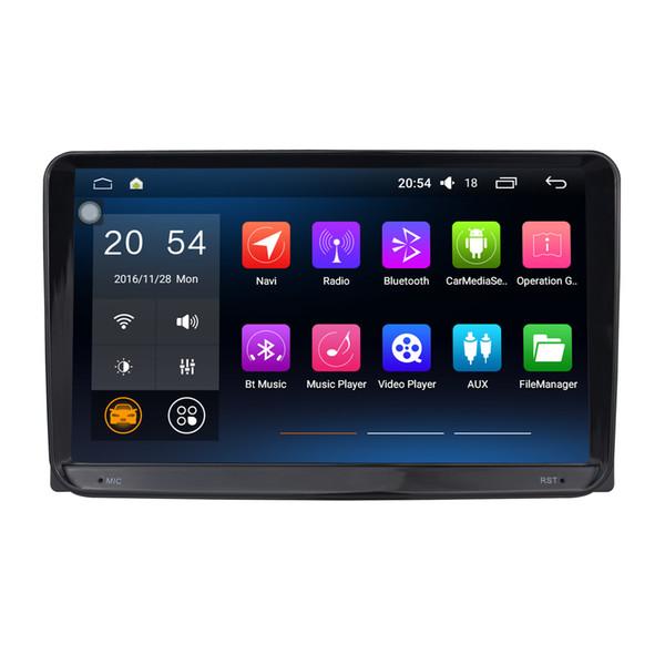 "9"" Touch Screen Android 6.0 Auto GPS Car DVD For Volkswagen Passat B6 B7 CC Polo Golf Sicrocco Eos Jetta Tiguan Touran Radio 2G RAM WIFI 4G"