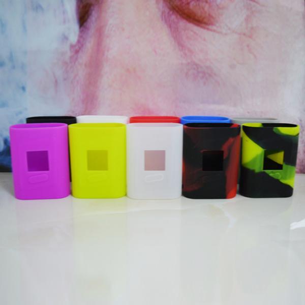 SMOK AL85 Silicone Case Top Quality Rubber Sleeve SMOK Alien Protective Cover cases for smok Alien Mini TC 85W vs Alien 220W DHL free