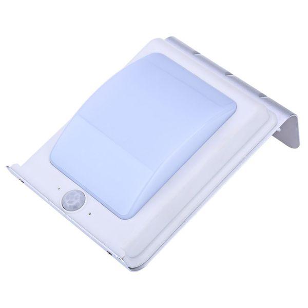 Wholesale- 16 LEDs Solar Motion Light Energy Saving Infrared Motion Sensor Wall Lamp Light Control Human Body Sensor Garden Decoration