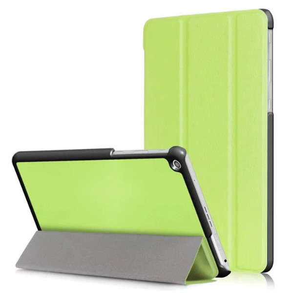 Luxury Three Folding PU Leather Case Cover for LG Gpad G Pad 3 G PAD3 10.1 X760 Tablet Ultra Thin Case 100pcs
