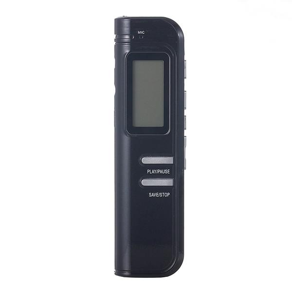 Wholesale- Build-in Speaker Mini MP3 Player 16GB USB VOR Rechargeable Digital Audio Voice Recorder 650Hr Dictaphone Telephone recorder