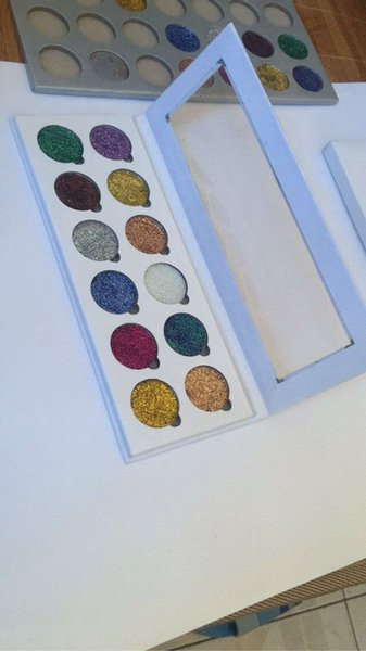 selling new makeup glitter eyeshadow palette glitter eye shadow shimmer 12colors eye shadow palette dhl fast ing