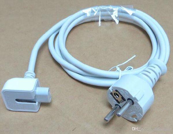 Cable de pared de alimentación de extensión para Apple Mac Macbook Pro Air Magicsafe 85W 65W Cargador de corriente CA Adaptador de Mac EE. UU.