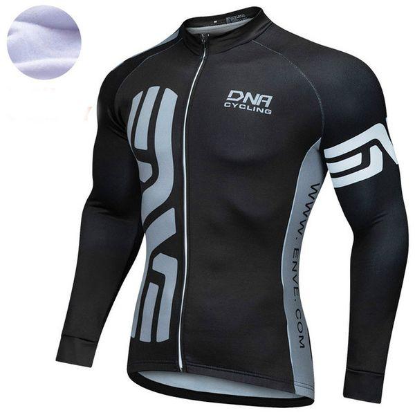 Herren 2019 Monton4shop28 15 Radfahren Windproof Fleece Thermo Großhandel Black Coat Warm Team Biking Up Jacke Winter Mtb Von Auf Windjacket WH29DIeEY