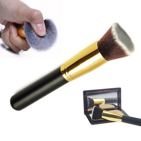 New Women Lady Pro Cosmetic Face Nose Powder Foundation Face Eye Shadow Blushes Brushes Makeup Tool