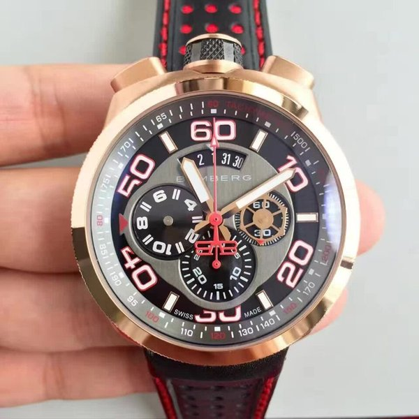 Watchseller168Dhgate Montre Acheter De304 Bolt Mouvement 68 com Bomberg 3540d Du Mens 57 H2IWDE9