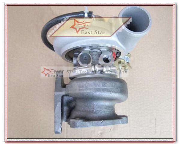 TD05-20G TD05-20G-8 TD05 20G 8 Turbo Turbocharger For SUBARU Impreza WRX STI EJ20 EJ25 2.0L MAX Power 450HP gaskets Pipe Fitting