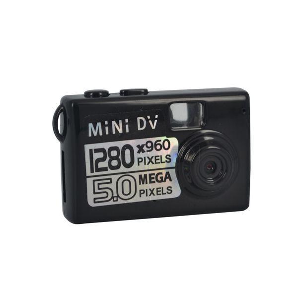 Toptan-Yüksek kaliteli 5MP HD Küçük Mini Video Kaydedici DV Dijital Kamera Kamera Tanım Ultra Webcam DVR