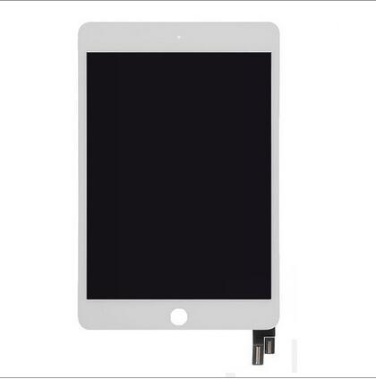 iPad Mini 4 Screen Replacement LCD and Digitizer - Black and white
