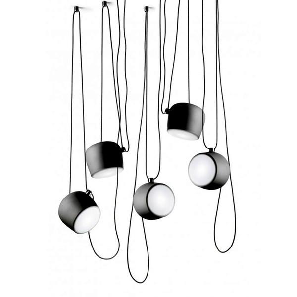Aluminum chandelier flos aim led e27 chandelier contemporary 1234 aluminum chandelier flos aim led e27 chandelier contemporary 1234 aloadofball Image collections