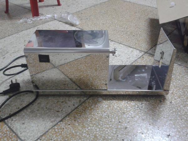 Envío gratis ~ Máquina automática de patata torre Máquina de cortar patatas Patata