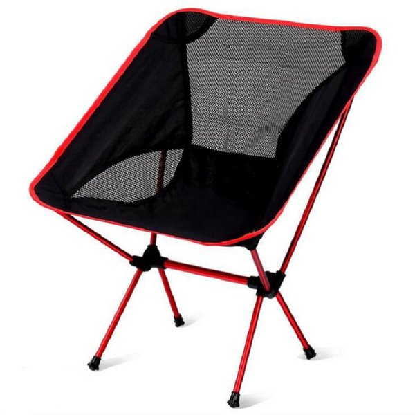 Super-light Breathable Backrest Folding Chair Portable Beach Sunbath Picnic Barbecue Camping Fishing Stool Load Bearing 150 kg Free Shipping