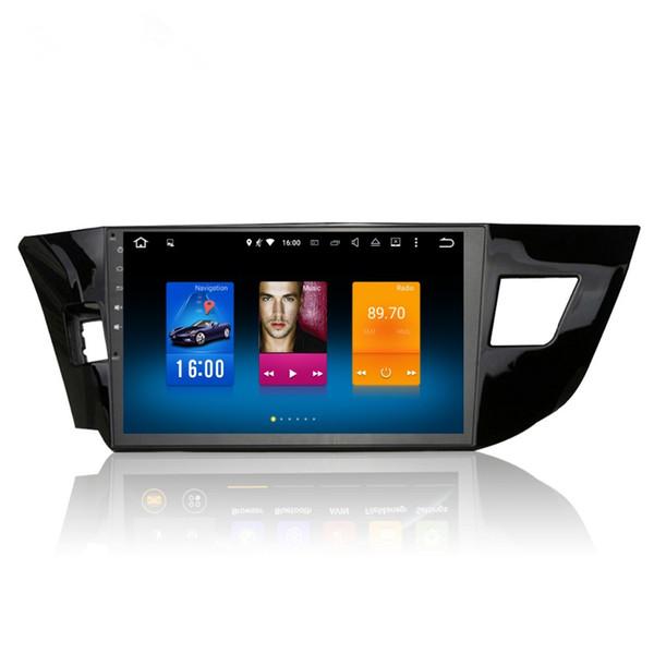 For Toyota Corolla 2013+ Android 6.0 Octa Core Autoradio Car Radio Stereo GPS Navigation Multimedia Media System Sat Nav NO DVD