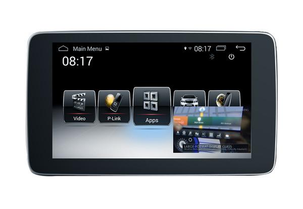 9.0 inch Navigation car radio Car DVD Player car stereo For Mercedes Benz C W205 GLC V 2015-2017 support carplay Wifi GPS BT Radio Mirrolink