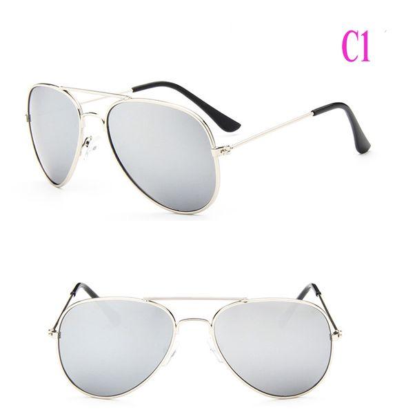 2018 HOT SALE Kids Sunglasses Children Beach Supplies Sunglasses UV protective eyewear baby sunglasses for boys Girls sunshades kids aviator