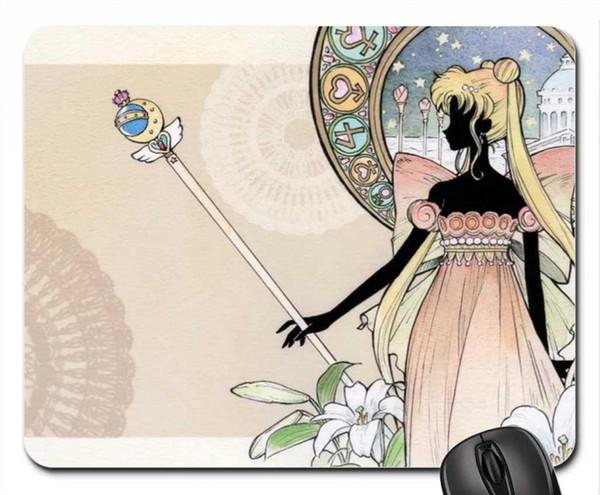 Pretty Guardian Sailor Moon: Crystal Mouse Pad, Mousepad