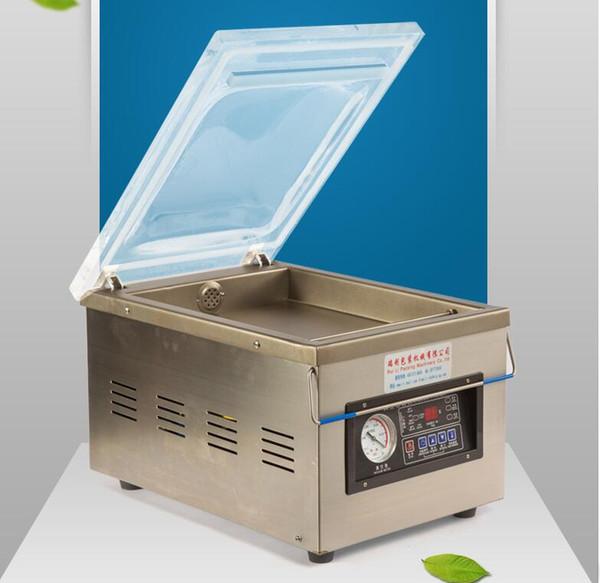 Máquina de envasado automático al vacío Máquina de envasado al vacío máquina de sellado al vacío para el equipo de envasado de alimentos envío gratis