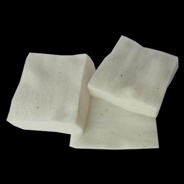Japanische 100% reine Bio-Baumwolle Dochte für DIY RDA RBA Zerstäuber Ecig Spule ungebleichter Baumwolle Pad Wick Natur Baumwolle Dhl-frei